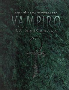 Juego de rol Vampiro la mascarada