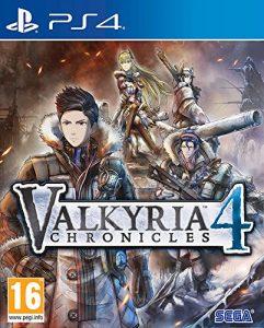 videojuegos de rol Valkyria 4