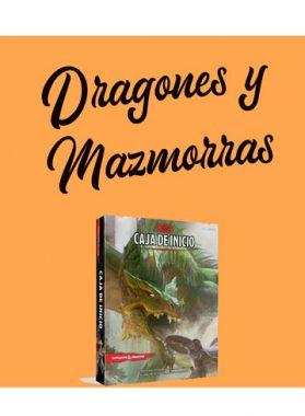 Historia de «Dragones y Mazmorras» (Dungeons & Dragons)